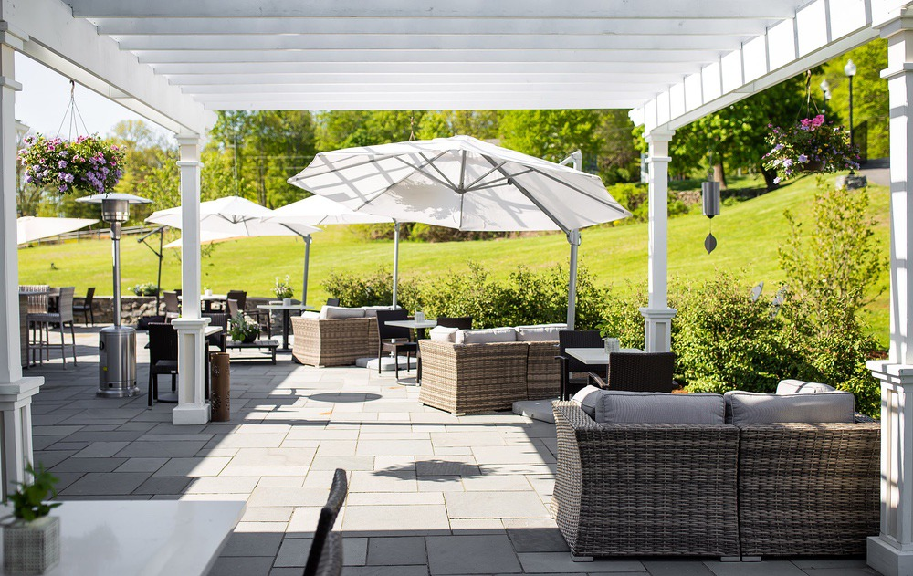outdoor dining eastern CT